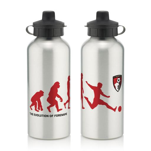 AFC Bournemouth Evolution Water Bottle