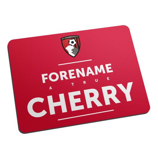 AFC Bournemouth True Mouse Mat