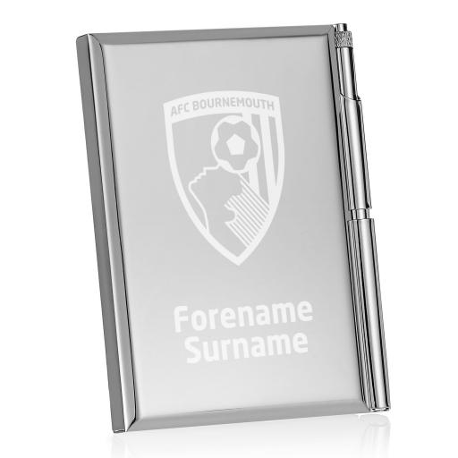 AFC Bournemouth Crest Address Book