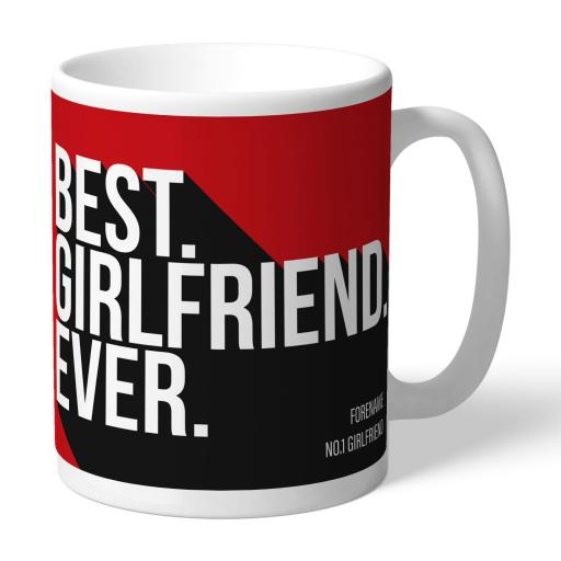 AFC Bournemouth Best Girlfriend Ever Mug