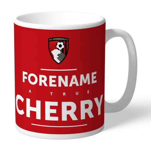 AFC Bournemouth True Mug