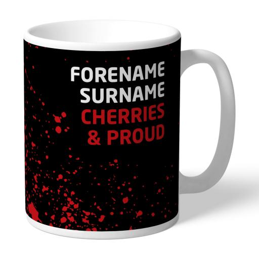 AFC Bournemouth Proud Mug