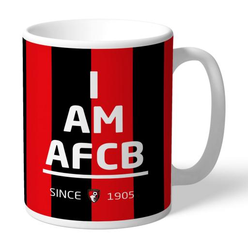 AFC Bournemouth I Am Mug