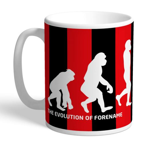 AFC Bournemouth Evolution Mug