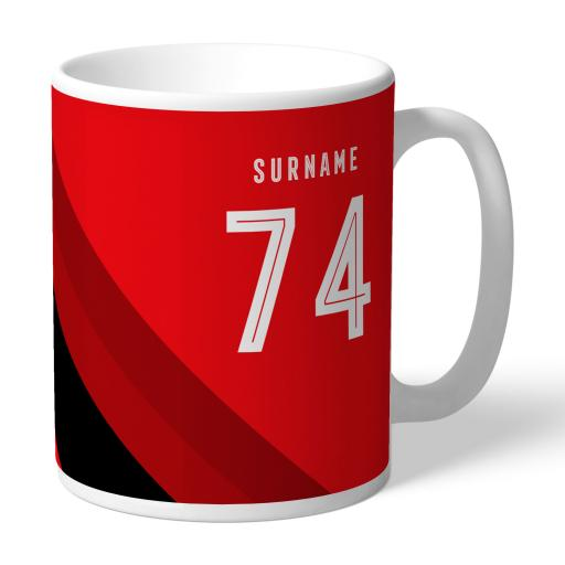 AFC Bournemouth Stripe Mug
