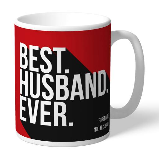 AFC Bournemouth Best Husband Ever Mug