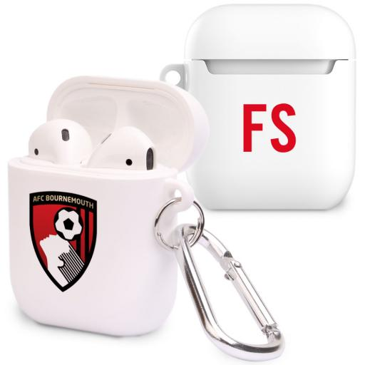 AFC Bournemouth Initials Airpod Case
