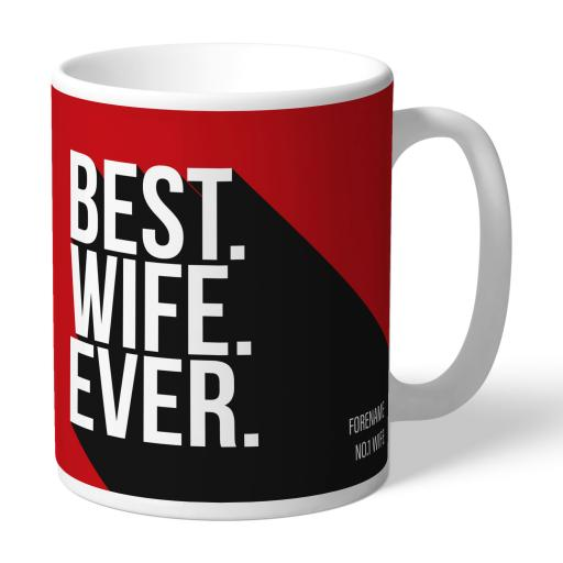 AFC Bournemouth Best Wife Ever Mug