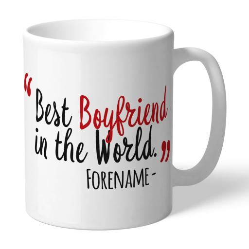 AFC Bournemouth Best Boyfriend In The World Mug
