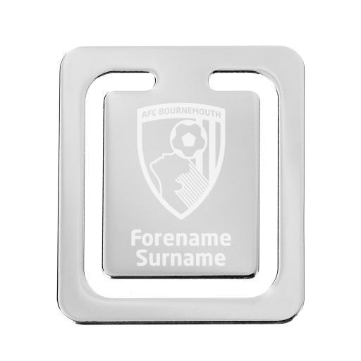 AFC Bournemouth Crest Bookmark