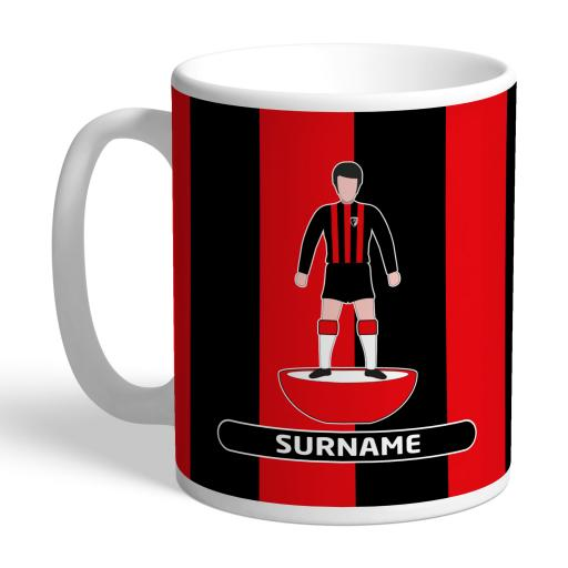 AFC Bournemouth Player Figure Mug