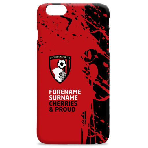AFC Bournemouth Proud Hard Back Phone Case