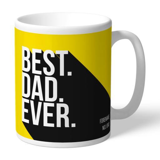 Watford FC Best Dad Ever Mug