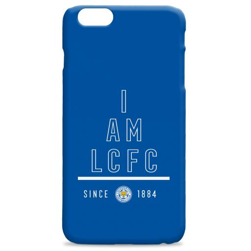 Leicester City FC I Am Phone Case