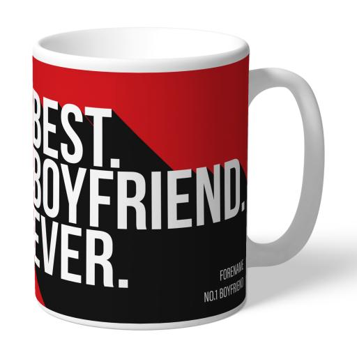 Southampton FC Best Boyfriend Ever Mug