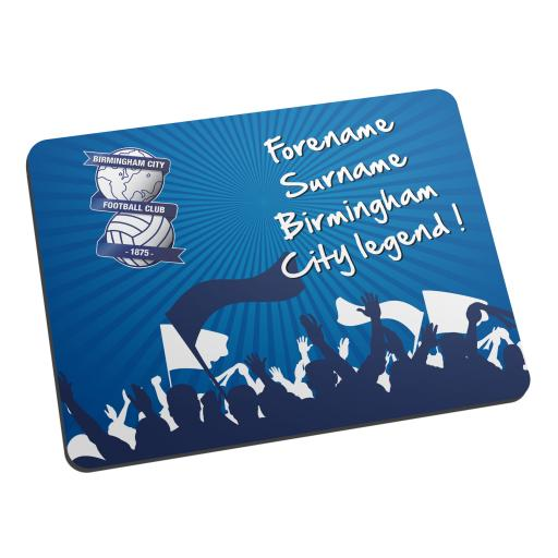 Birmingham City FC Legend Mouse Mat