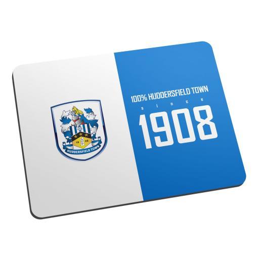 Huddersfield Town 100 Percent Mouse Mat