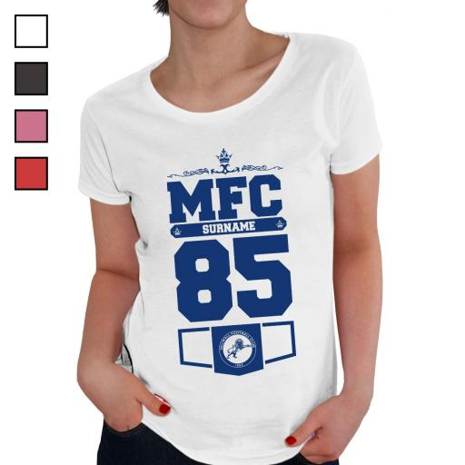 Millwall FC Ladies Club T-Shirt