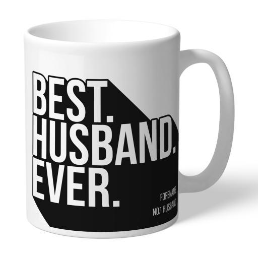 Derby County Best Husband Ever Mug