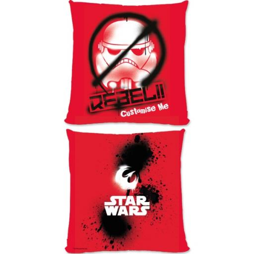 Star Wars Rebels Rebel Large Fibre Cushion