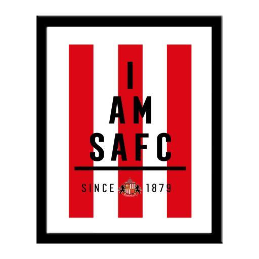 Sunderland AFC I Am Print