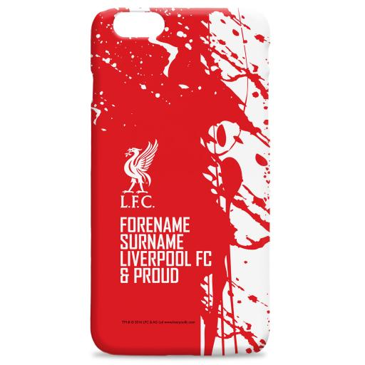Liverpool FC Proud Hard Back Phone Case