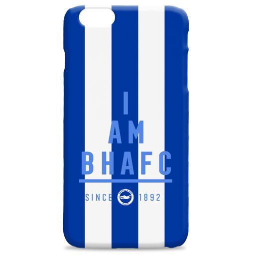 Brighton & Hove Albion FC I Am Phone Case