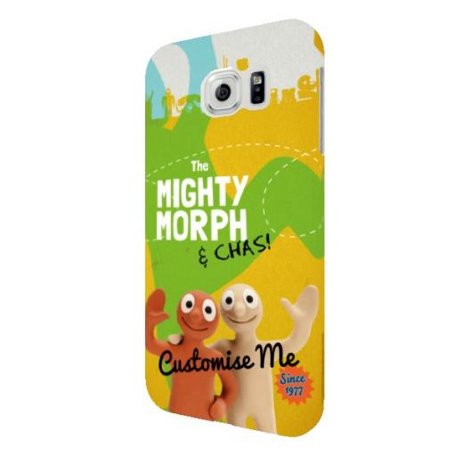 Aardman Morph The Mighty Morph & Chas Samsung Galaxy S6 Phone Case