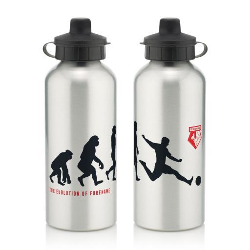 Watford FC Evolution Water Bottle