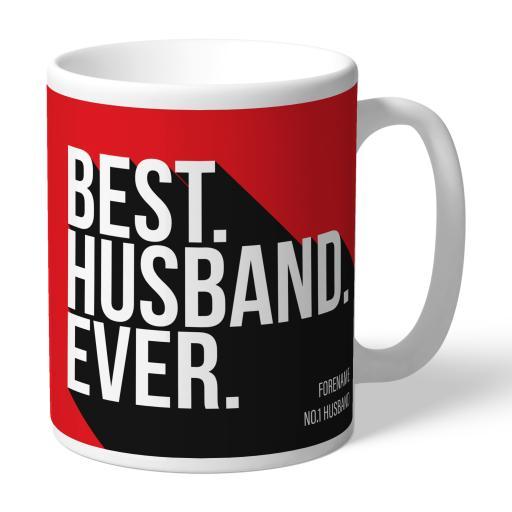 Sunderland Best Husband Ever Mug