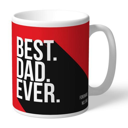 Sheffield United Best Dad Ever Mug