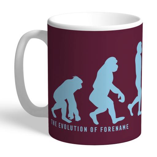 Burnley FC Evolution Mug