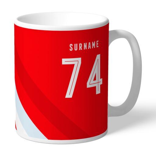 Sunderland AFC Stripe Mug