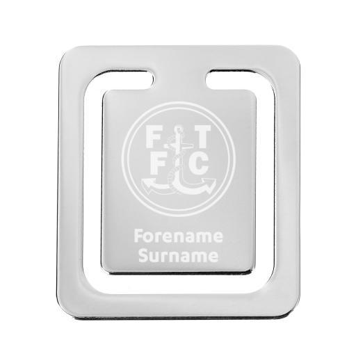 Fleetwood Town FC Crest Bookmark