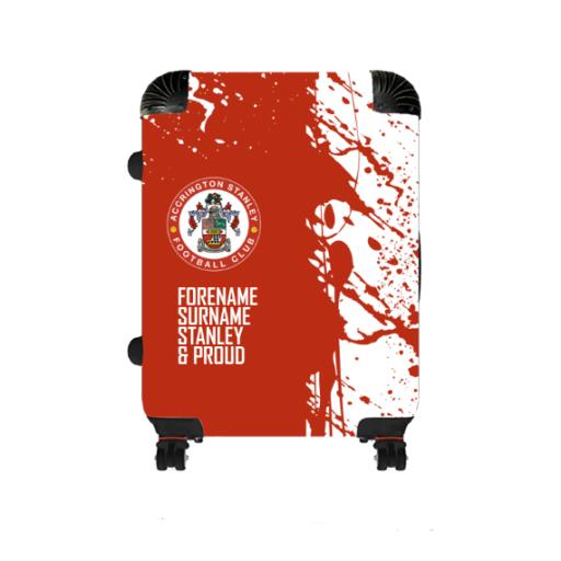 Accrington Stanley Proud Medium Suitcase