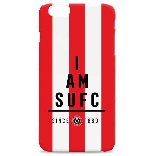 Sheffield United I Am Phone Case