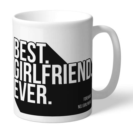 Swansea City AFC Best Girlfriend Ever Mug