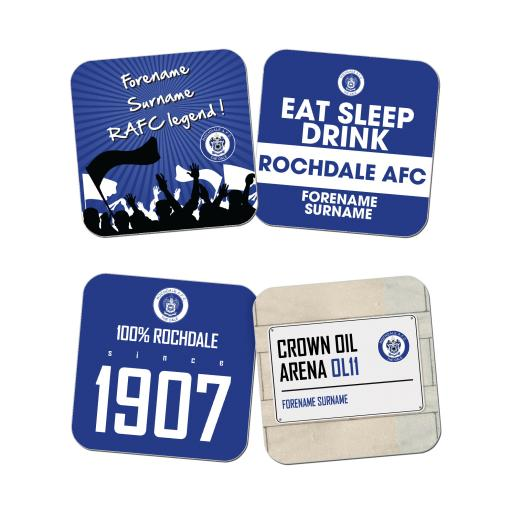 Rochdale AFC Coasters