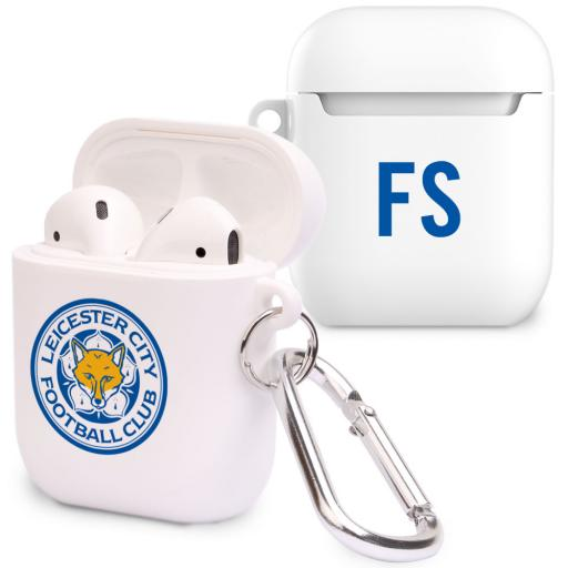 Leicester City FC Initials Airpod Case