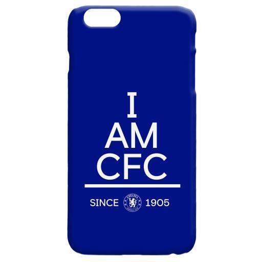 Chelsea FC I Am Phone Case