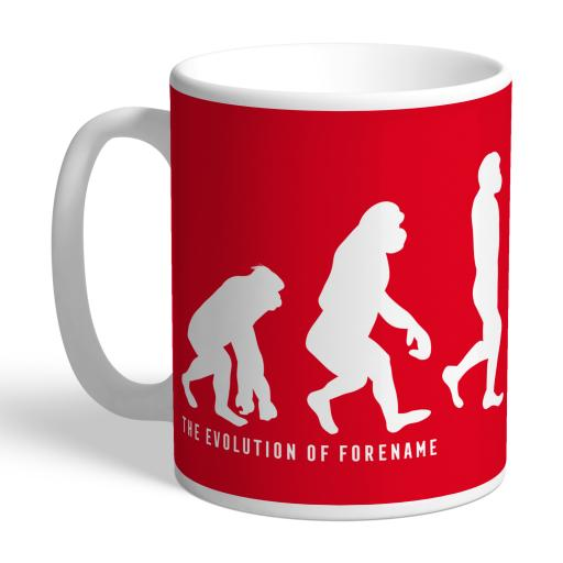 Nottingham Forest FC Evolution Mug