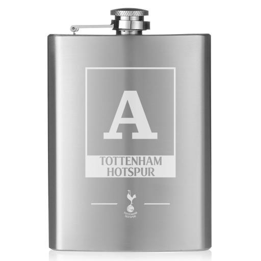 Tottenham Hotspur Monogram Hip Flask