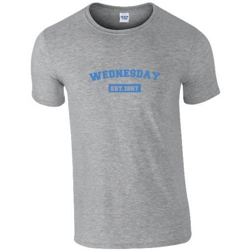 Sheffield Wednesday FC Varsity Established T-Shirt