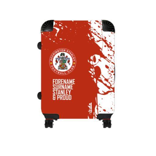 Accrington Stanley Proud Cabin Suitcase