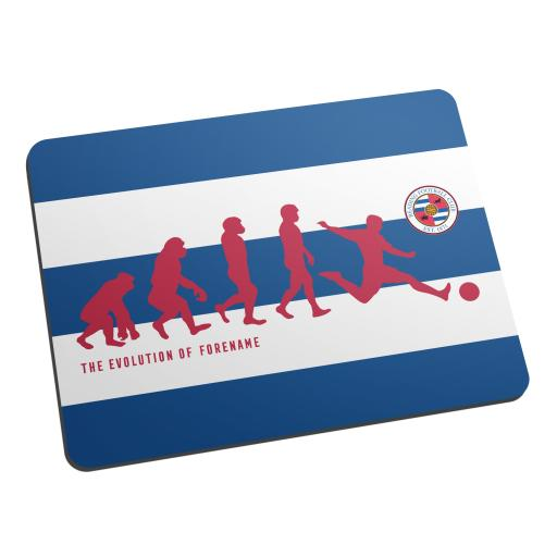 Reading FC Evolution Mouse Mat