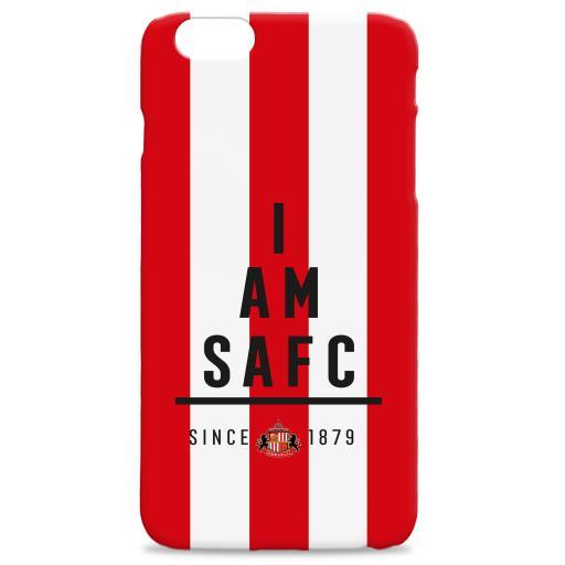 Sunderland I Am Phone Case