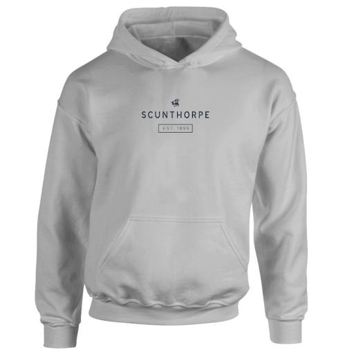 Scunthorpe United FC Minimal Hoodie