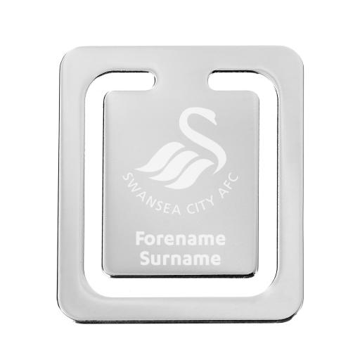 Swansea City AFC Crest Bookmark