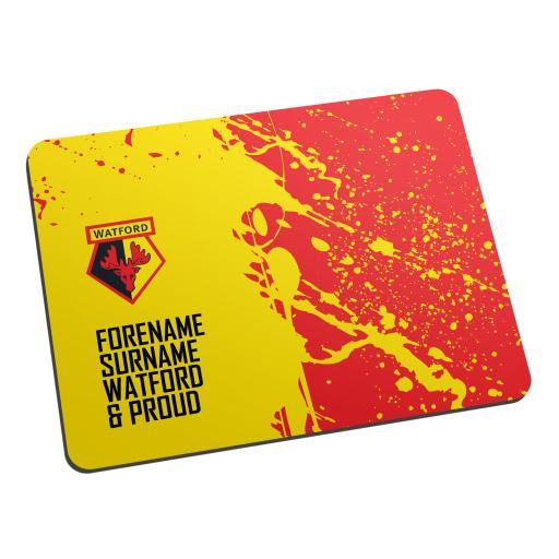 Watford FC Proud Mouse Mat