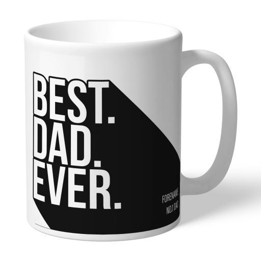 Derby County Best Dad Ever Mug